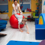 ćwiczenia podporu rąk i mechanizmu obronnego